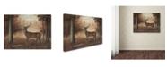 """Trademark Global Robert Wavra 'Autumn Buck' Canvas Art - 24"""" x 18"""" x 2"""""""