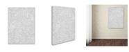 "Trademark Global Miguel Balbas 'Big Bang B&W 1' Canvas Art - 47"" x 35"" x 2"""