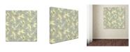 "Trademark Global Yachal Design 'JOY 700.5' Canvas Art - 24"" x 24"" x 2"""