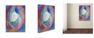 "Trademark Global Robert Delaunay 'Formes Circulaires' Canvas Art - 32"" x 24"" x 2"""