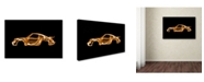 """Trademark Innovations Octavian Mielu 'Porsche 911 Turbo' Canvas Art - 24"""" x 16"""" x 2"""""""