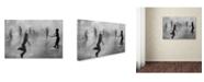 """Trademark Global Moises Levy 'Joy 1' Canvas Art - 24"""" x 16"""" x 2"""""""