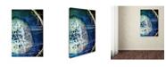 "Trademark Global Natasha Wescoat 'Gate 8' Canvas Art - 32"" x 22"" x 2"""
