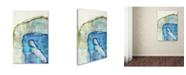 "Trademark Global Natasha Wescoat 'Gate 11' Canvas Art - 19"" x 12"" x 2"""