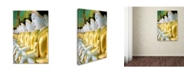 """Trademark Global Robert Harding Picture Library 'Statues 1' Canvas Art - 32"""" x 22"""" x 2"""""""