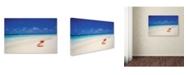 "Trademark Global Robert Harding Picture Library 'Beachy 27' Canvas Art - 47"" x 30"" x 2"""