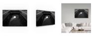 """Trademark Global Moises Levy 'Pantheon' Canvas Art - 32"""" x 22"""" x 2"""""""