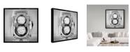 "Trademark Global Moises Levy 'Rolleiflex' Canvas Art - 24"" x 24"" x 2"""