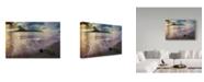 "Trademark Global Nico Fredia 'Born In Krakatau' Canvas Art - 24"" x 2"" x 16"""