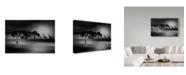 """Trademark Global Piet Flour 'The Stranger' Canvas Art - 24"""" x 2"""" x 16"""""""