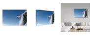 "Trademark Global Jakob Sanne 'Lac Des Vaux' Canvas Art - 19"" x 2"" x 12"""