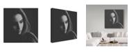"Trademark Global Mirjana Stanisic 'In My Secret Life' Canvas Art - 24"" x 2"" x 24"""