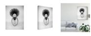 "Trademark Innovations Pauline Pentony Ma 'Ballet Technique' Canvas Art - 14"" x 2"" x 19"""
