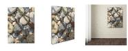 "Trademark Global Stephen Stavast 'A Glass Act' Canvas Art - 32"" x 24"" x 2"""