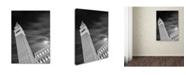 "Trademark Global Moises Levy 'San Marco Sky' Canvas Art - 19"" x 14"" x 2"""