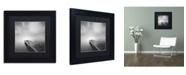 """Trademark Global Moises Levy 'Destiny IVb' Matted Framed Art - 11"""" x 11"""" x 0.5"""""""