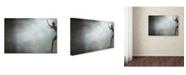 "Trademark Global Ddiarte 'Light Ahead Ii' Canvas Art - 24"" x 16"" x 2"""