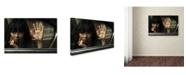 "Trademark Global Ismail Raja Sulbar 'Goodbye My Lover' Canvas Art - 24"" x 16"" x 2"""