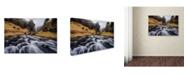 "Trademark Global Ivan Ferrero 'The Hidden Gem' Canvas Art - 32"" x 22"" x 2"""