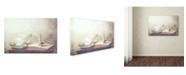 "Trademark Global Delphine Devos 'Turnips' Canvas Art - 32"" x 22"" x 2"""