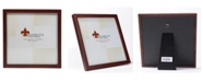 """Lawrence Frames 755688 Walnut Wood Picture Frame - 8"""" x 8"""""""