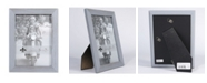 """Lawrence Frames Charlotte Weathered Gray Wood Picture Frame - 5"""" x 7"""""""