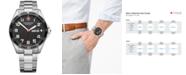 Victorinox Swiss Army Men's FieldForce Stainless Steel Bracelet Watch 42mm