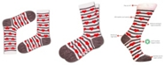 Love Sock Company Women's Socks - Red Hearts