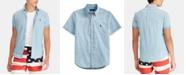 Polo Ralph Lauren Men's Big & Tall Classic-Fit Chambray Shirt
