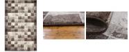Bridgeport Home Maasai Mss1 Light Brown 5' x 8' Area Rug