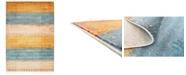 """Bridgeport Home Tempe Tmp7 Multi 4' 3"""" x 6' Area Rug"""