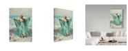 "Trademark Global Steve Henderson 'Aphrodite' Canvas Art - 16"" x 24"""