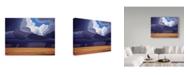 "Trademark Global Ron Parker 'Prairie Storm' Canvas Art - 18"" x 24"""