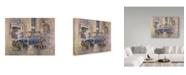 "Trademark Global Peter Miller 'Outside the Ritz' Canvas Art - 18"" x 24"""