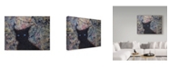 "Trademark Global James W. Johnson 'Machka Memory' Canvas Art - 24"" x 18"""