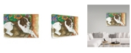 "Trademark Global Jan Panico 'Chester' Canvas Art - 24"" x 16"""