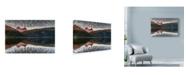 "Trademark Global Maciej Duczynski 'Mountain Rustic Norway 31' Canvas Art - 24"" x 16"""