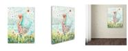 """Trademark Global Wyanne 'Release' Canvas Art - 24"""" x 32"""""""