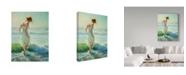"Trademark Global Steve Henderson 'Gathering Thoughts' Canvas Art - 35"" x 47"""