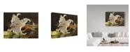"Trademark Global Rusty Frentner 'Love Lies Bleeding' Canvas Art - 24"" x 32"""
