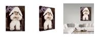 "Trademark Global Sharon Forbes 'Bunny Baby' Canvas Art - 24"" x 32"""