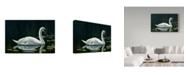 """Trademark Global Wilhelm Goebel 'Stillwater' Canvas Art - 30"""" x 47"""""""
