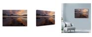 "Trademark Global Natalie Mikaels 'Awaken' Canvas Art - 47"" x 30"""