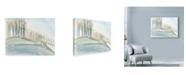 "Trademark Global Nicky Kumar 'Cottonwood Island Park' Canvas Art - 32"" x 24"""