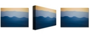 "Trademark Global MCat 'Good Tidings' Canvas Art - 24"" x 18"""