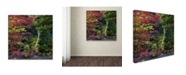 """Trademark Global Kurt Shaffer 'All the Colors of October in Ohio' Canvas Art - 24"""" x 24"""""""