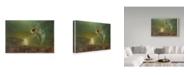 "Trademark Global John Atkinson Grimshaw 'Spirit of Night 1879' Canvas Art - 12"" x 19"""