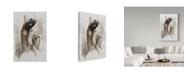 "Trademark Global Steve Henderson 'Expression' Canvas Art - 12"" x 19"""