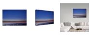 "Trademark Global Ron Parker 'Morning Star' Canvas Art - 12"" x 19"""