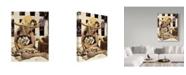 "Trademark Global Sharon Forbes 'Peking Duck' Canvas Art - 14"" x 19"""